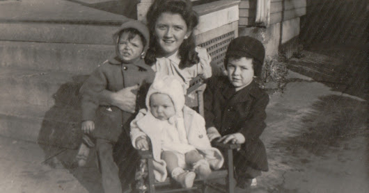 Family History Writing Challenge Day 26