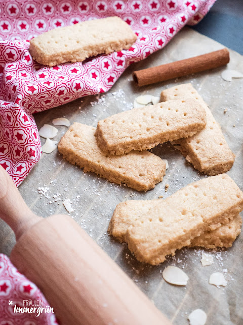 Gewürz-Shortbread