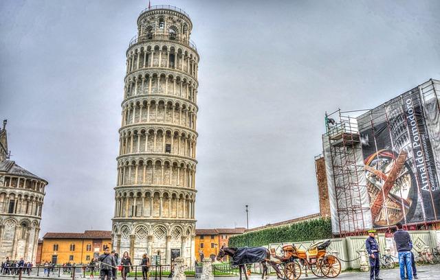 Fakta Tentang Menara Pisa