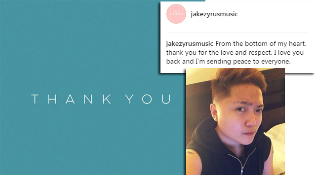 Charice Pempengco Officially Announced New Name Jake Zyrus