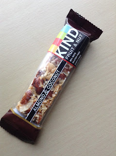 kind almond and coconut bar