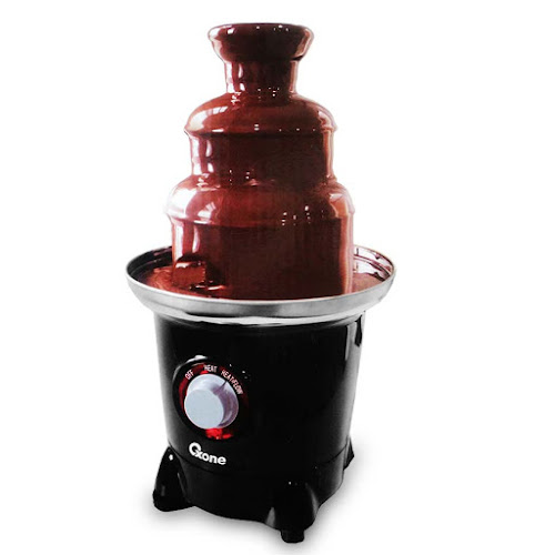 OX-823 Oxone Chocolate Fountain - 95W (3 Tingkat) title=