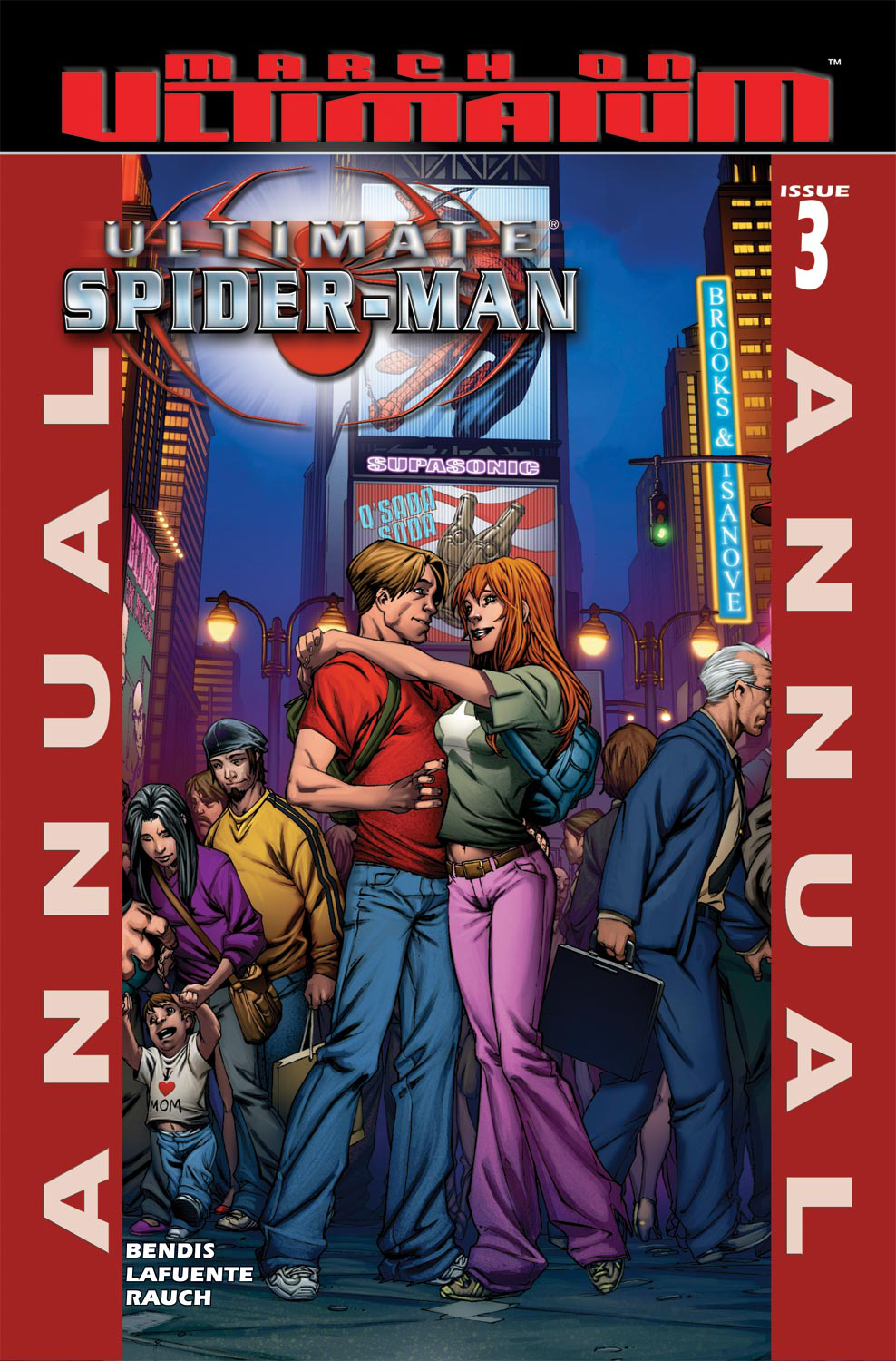 Read online Ultimate Spider-Man (2000) comic -  Issue # Annual 3 - 1