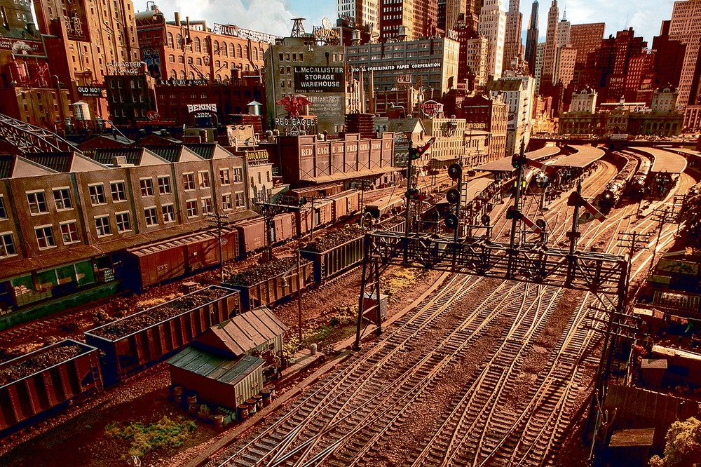 Rod Stewart's Model Railway