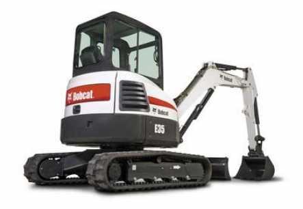 Excavator Rental in Toronto
