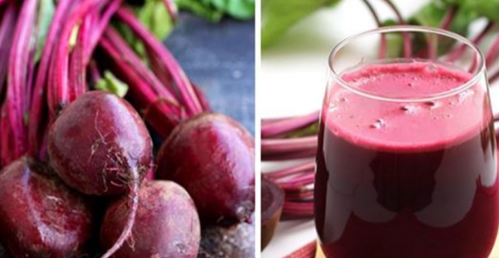 Beet Is A Natural Medicine That Can Prevent And Cure 11 Diseases