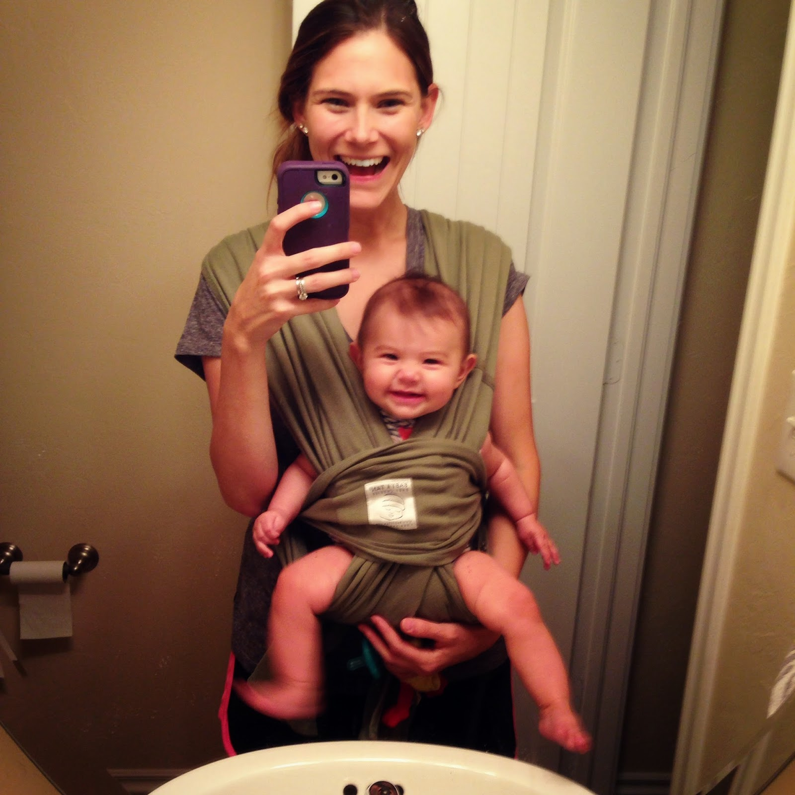 Tales Of The Trees Babywearing