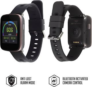 Metronaut GV68 Water Resistant Smartwatch