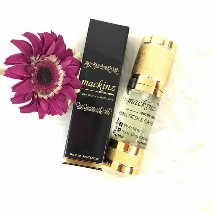 MACKINZ BOTOX SERUM
