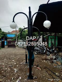 jasa pembuatan tiang lampu,jual tiang lampu,pabrik tiang lampu