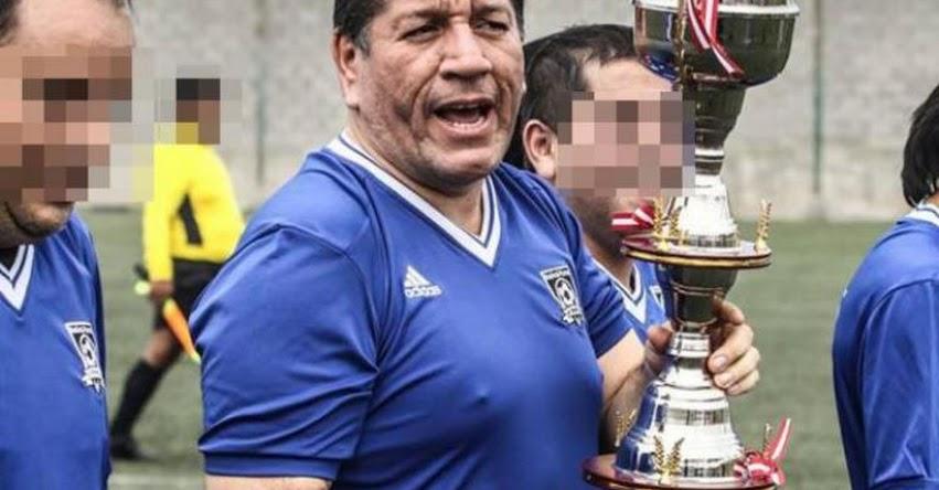 Fiscalía pide 9 meses de prisión preventiva para exdocente Julio Alegría