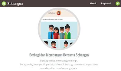 """sosial media indonesia (sebangsa)"""