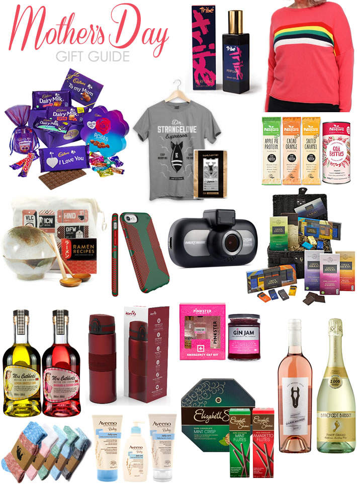 Mothers Day Gift Guide2019
