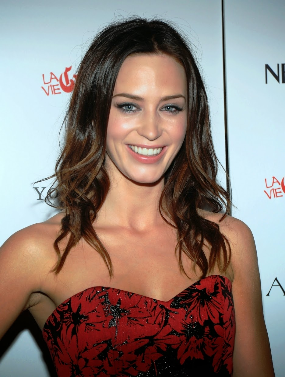 The Latest Celebrity Picture: Emily Blunt