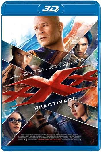 xXx: Reactivado (2017) 3D SBS Latino