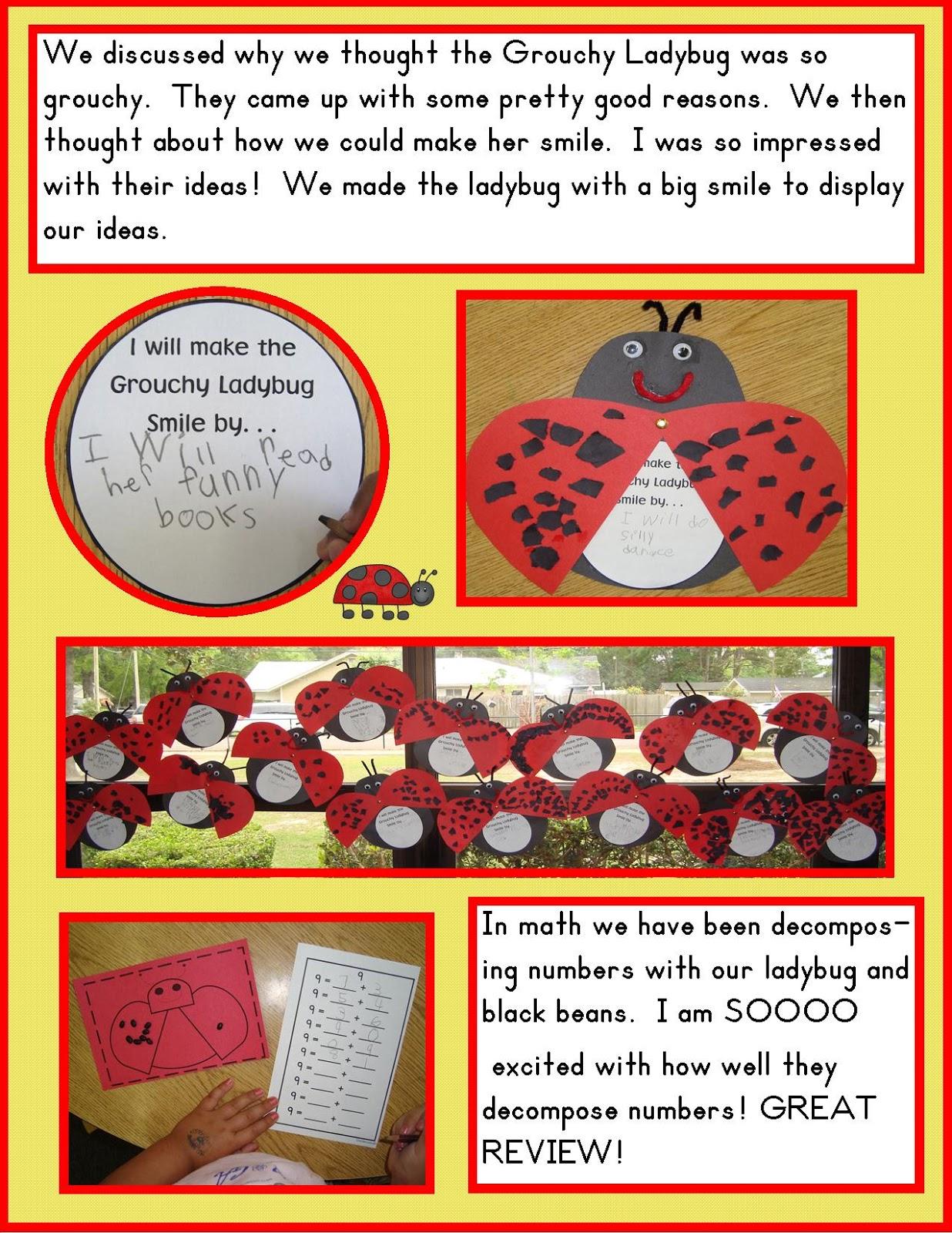 Golden Gang Kindergarten Ladybugs