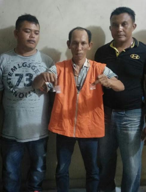 Tersangka narkoba di Batubara.