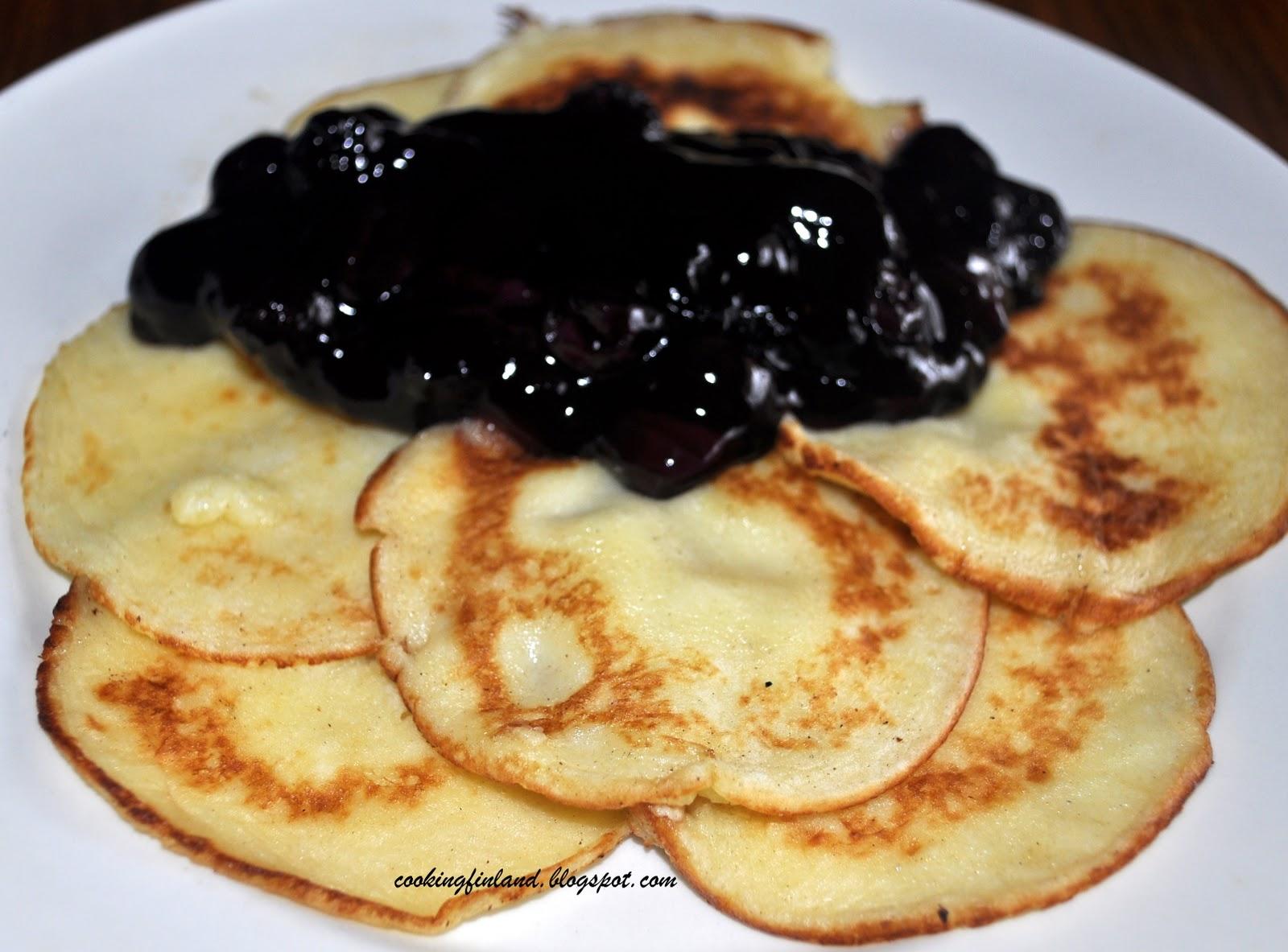 Cooking Finland Finnish Buttermilk Crepes Pancakes Lätty Lettu Lätyt In Finnish Plätt In Swedish Plett In Norwegian