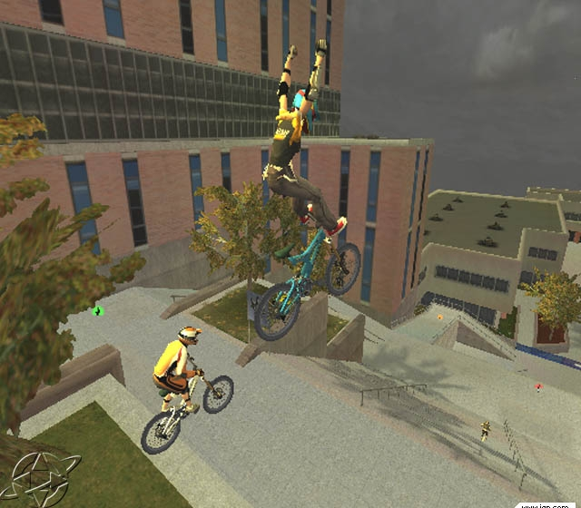 Downhill domination com