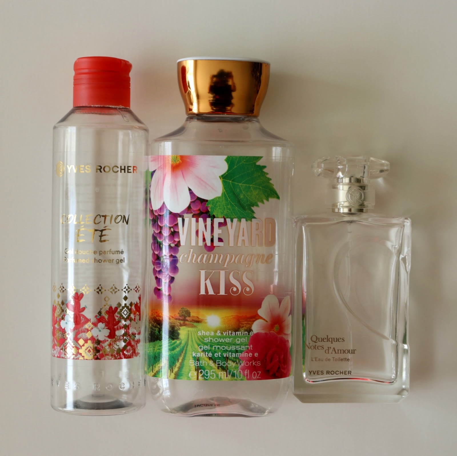 fall empties body care fragrance