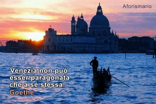 frasi celebri su venezia