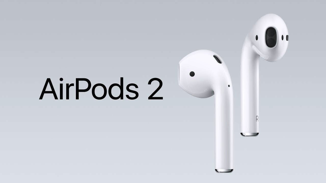 Apple Launches its New AirPods 2 | Know the Price and