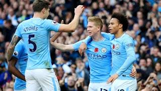 ملخص ونتيجة مباراة مانشستر سيتي وبيرنلي Man City vs Burnley اليوم 26/1/2019