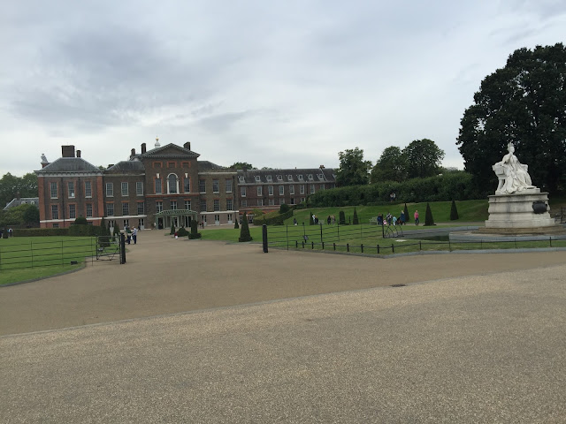 Kensington Palace Entrance
