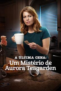 A Última Cena: Um Mistério de Aurora Teagarden - HDRip Dublado