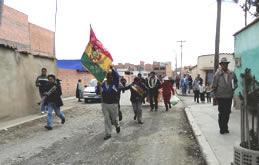 Barrio Minero (1977): Zona del Distrito 1 de El Alto
