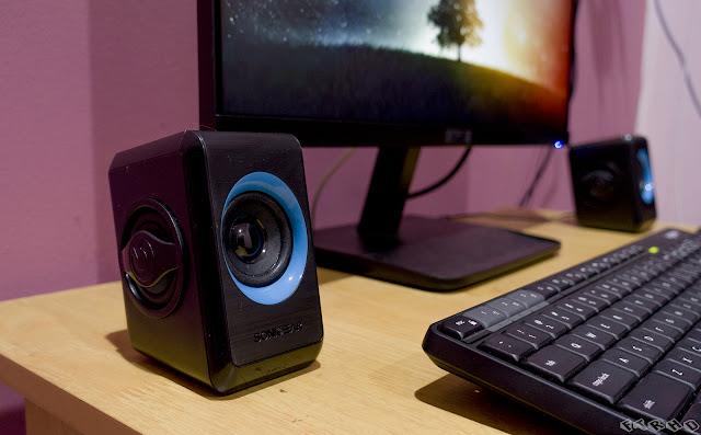 (Ulasan) Sonicgear Quatro 2 USB Speaker