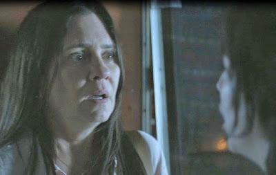 Thelma em cena da novela das 21h, Amor de Mãe (Foto: Reprodução)