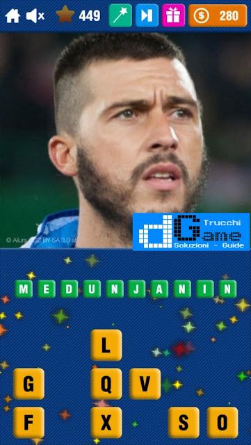 Calcio Quiz 2017 soluzione livello 441-450 | Parola e foto
