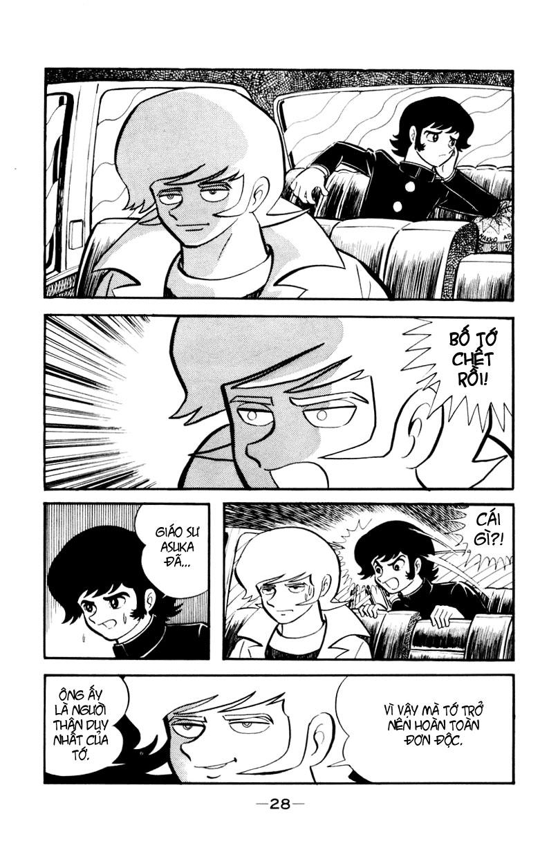 DevilMan chapter 1.2 trang 22