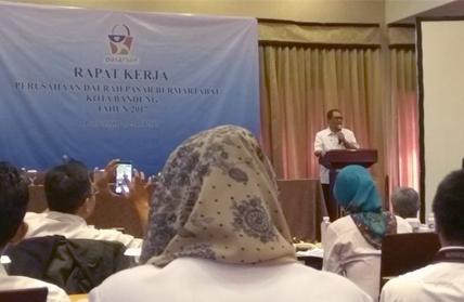 Raker PD Pasar Bermartabat Kota Bandung