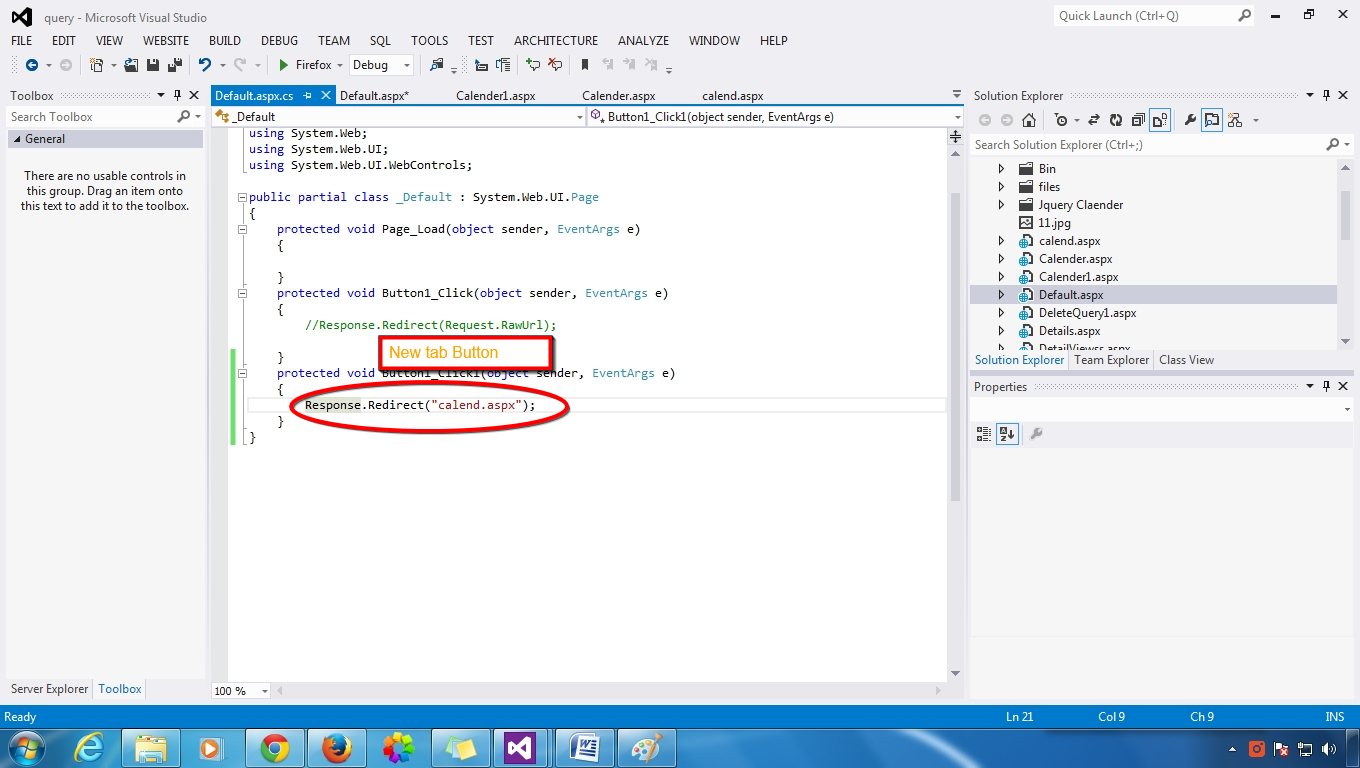 calling from a javascript function from C#.net