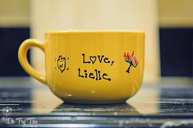 Chanukah Hanukkah gift idea mug