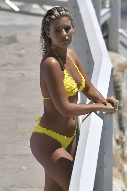 Natasha Oakley – Bikini Photoshoot in Sydney