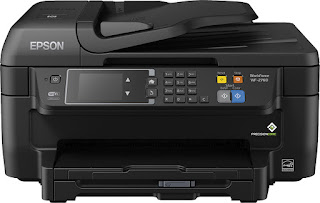 Epson WF-2760 All-in-One Wireless Review and Driver Download