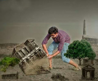 The Destroyer | swappy pawar editing in PicsArt like photoshop cc