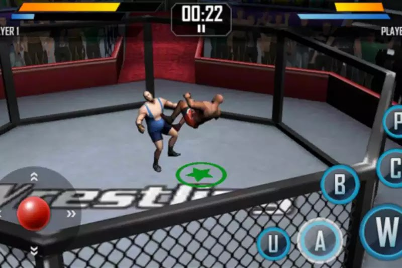 best wrestling games for android