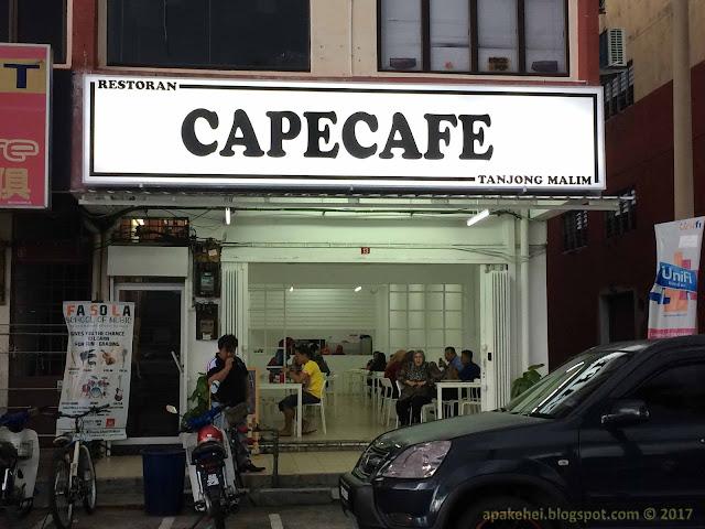 Capecafe, Tanjong Malim