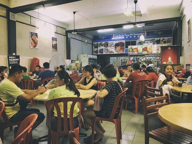 Lao Jie Jia Xiang Weiというレストラン