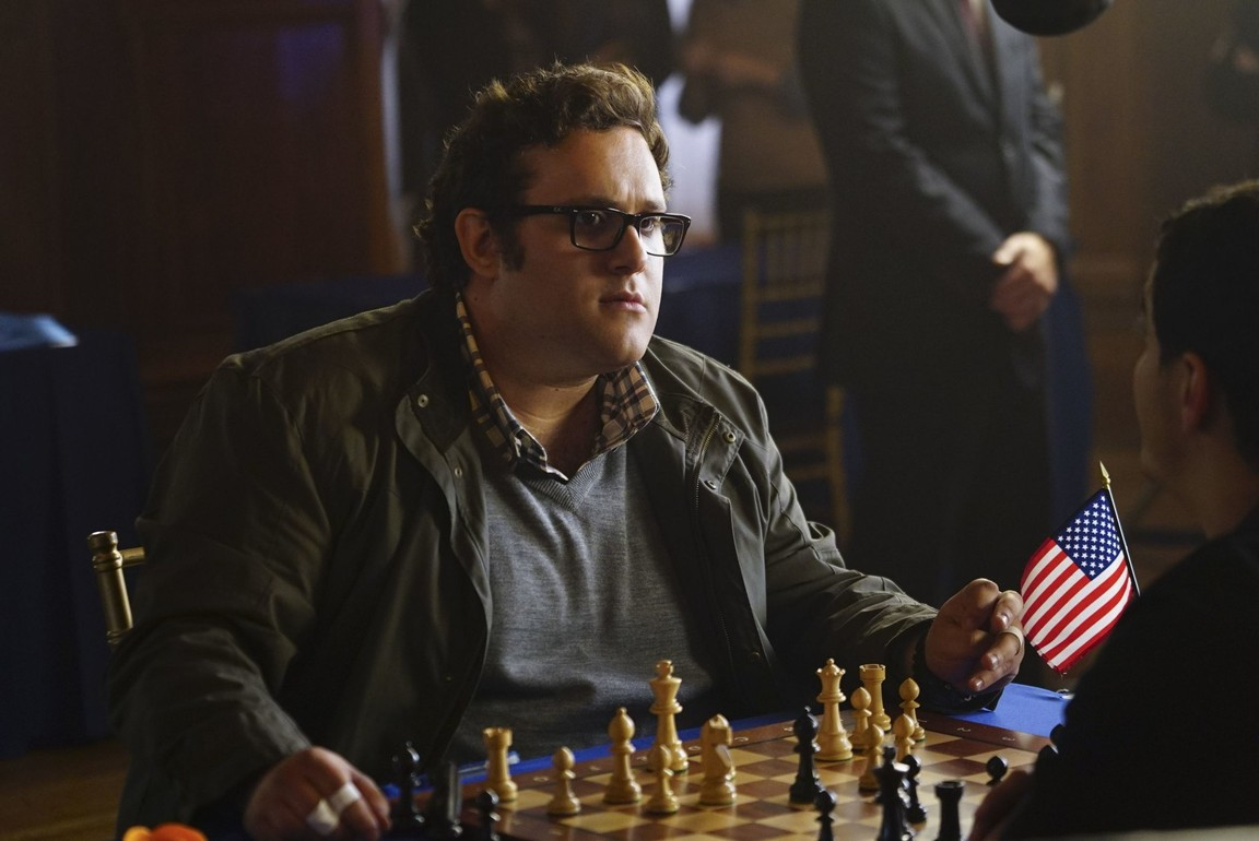 Scorpion - Season 3 Episode 16: Keep It In Check, Mate