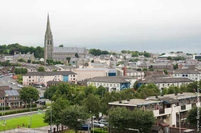 Derry Irlanda del Norte