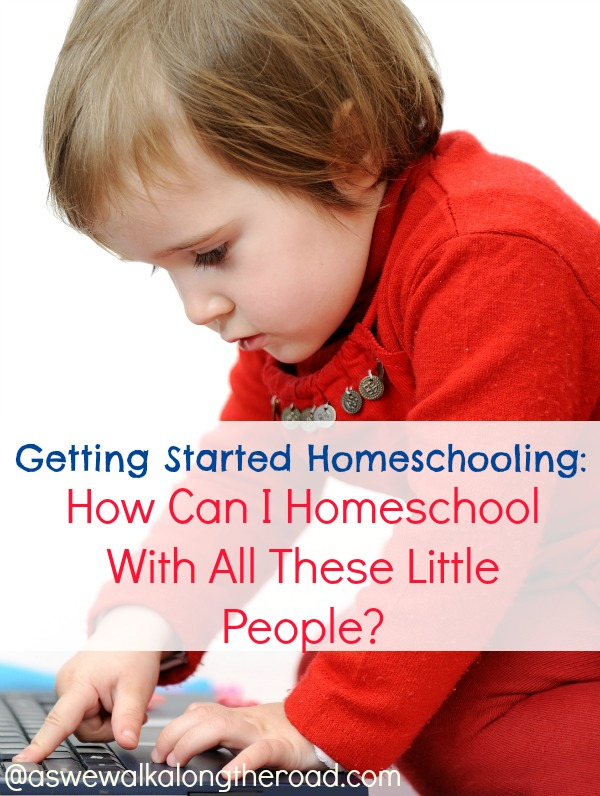 Homeschooling with little ones