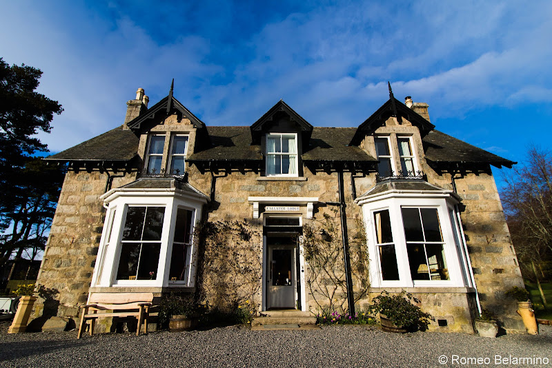 Callater Lodge Scottish Highlands Road Trip Itinerary
