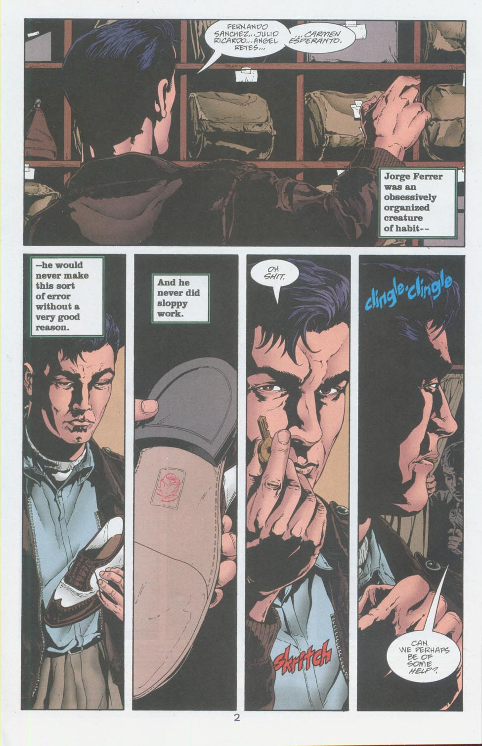 Read online American Century comic -  Issue #3 - 3