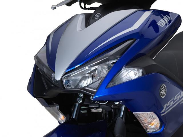 Yamaha NVX 155 2017 Di Lancarkan Di Malaysia, Harga Asas RM10,500 Dengan GST