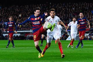 Barcelona vs Sevilla FC